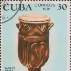 Selos: SELLO CUBA USADO FILATELIA CORREOS. Lote 184586782