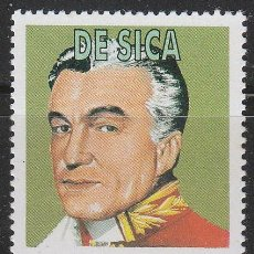 Sellos: CUBA Nº 3887, VITTORIO DE SICA CINE), SIN MATASELLAR. Lote 184800465