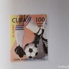 Francobolli: CUBA SELLO USADO . Lote 186054398
