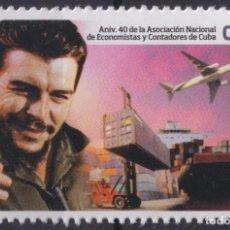 Francobolli: 2019.59 CUBA 2019 MNH 40 ANIV ASOC ECONOMISTAS Y CONTADORES ERNESTO CHE GUEVARA.. Lote 187382173