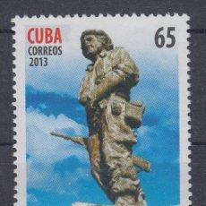Francobolli: 2013.165 CUBA 2013 MNH. 85 ANIV DEL NATALICIO DE ERNESTO CHE GUEVARA . ARGENTINA .. Lote 187550413