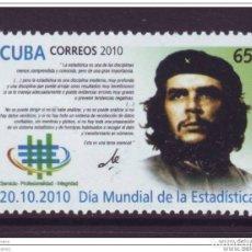 Francobolli: 2010.7 CUBA MNH 2010 COMPLETE SET ERNESTO CHE GUEVARA. Lote 187551956