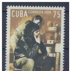 Francobolli: 2008.162 CUBA 2008. MNH. 50 ANIV DE LA RADIO REBELDE. ERNESTO CHE GUEVARA.. Lote 187647947