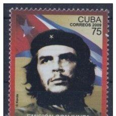 Francobolli: 2009.183 CUBA 2009. MNH. 50 ANIV TRIUNFO REVOLUCION. ERNESTO CHE GUEVARA.. Lote 187648205