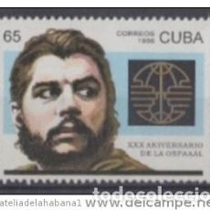 Francobolli: 1996.27- * CUBA 1996. MNH. XXX ANIV OSPAAAL. ERNESTO CHE GUEVARA.. Lote 188617821