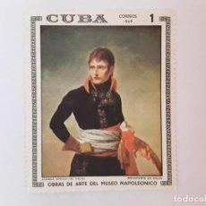 Sellos: CUBA SELLO USADO. Lote 190446732