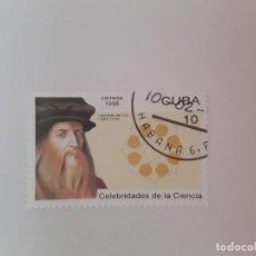 Sellos: CUBA SELLO USADO. Lote 190449901