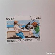 Francobolli: CUBA SELLO USADO. Lote 190450132