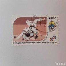 Sellos: CUBA SELLO USADO. Lote 190450206