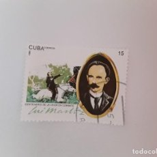 Sellos: CUBA SELLO USADO. Lote 190450596