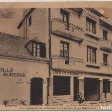 Sellos: CURIOSA POSTAL ENVIADA DESDE CUBA A BARCELONA EN 1937. CENSURA. Lote 195245180