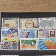 Sellos: SELLOS USADOS DE CUBA Y09. Lote 202447012