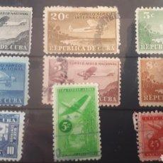 Sellos: SELLOS DE CUBA USADOS Y25. Lote 202474822