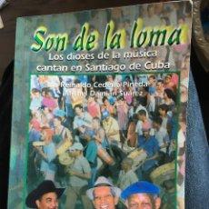 Sellos: SON. SANTIAGO DE CUBA. LIBRO 272 PAGS. VER FOTOS. Lote 203370932