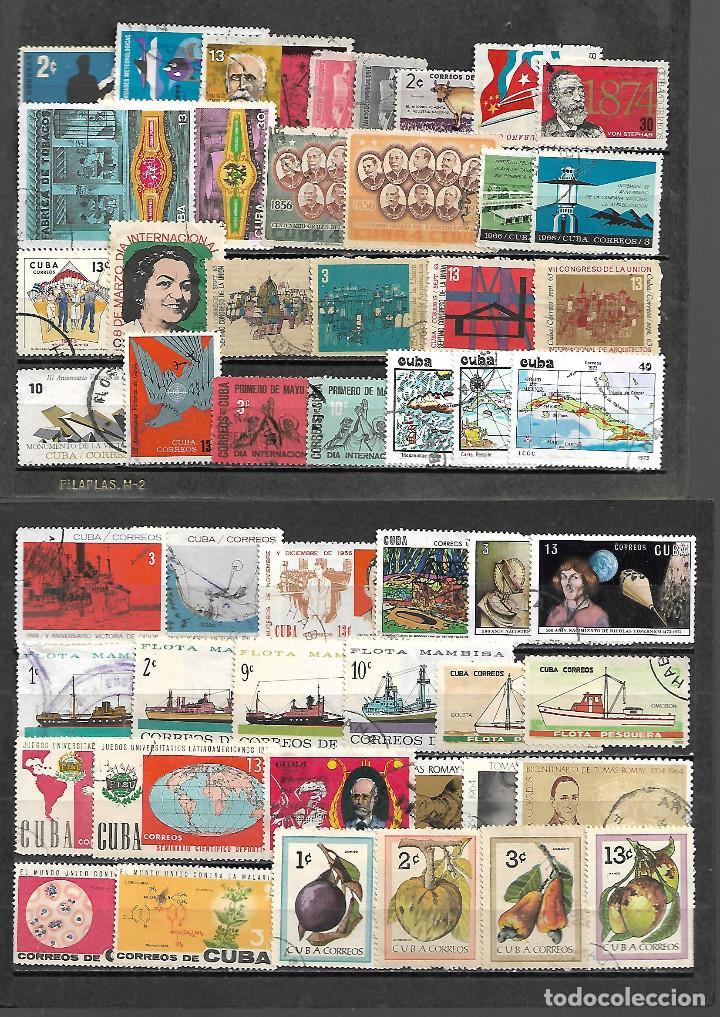 Sellos: OCASION GRAN COLECCION DE SELLOS DE CUBA MATASELLADA MUY ALTO VALOR DE CATALOGO TODO LO DE LAS FOTOS - Foto 2 - 205531693