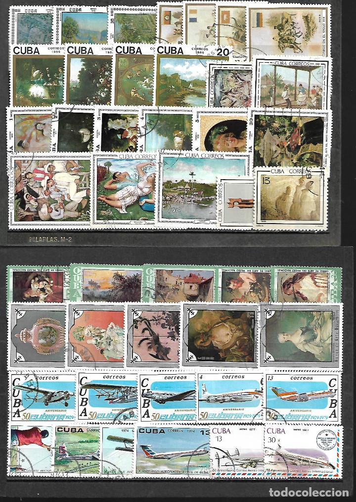 Sellos: OCASION GRAN COLECCION DE SELLOS DE CUBA MATASELLADA MUY ALTO VALOR DE CATALOGO TODO LO DE LAS FOTOS - Foto 11 - 205531693