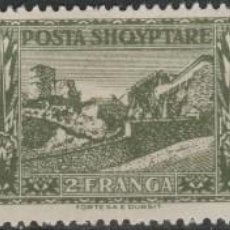 Sellos: LOTE (13) SELLOS ALBANIA NUEVOS 1922. Lote 206126602
