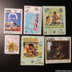 Sellos: SELLOS DE CUBA. Lote 211886595