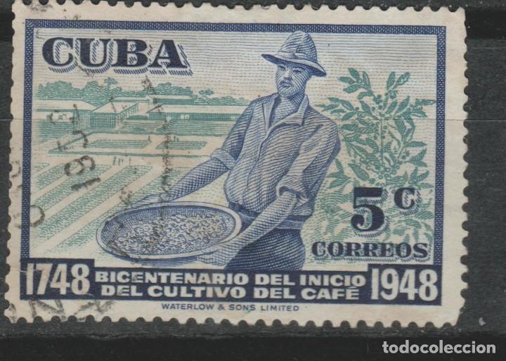 LOTE (17) SELLO CUBA (Sellos - Extranjero - América - Cuba)