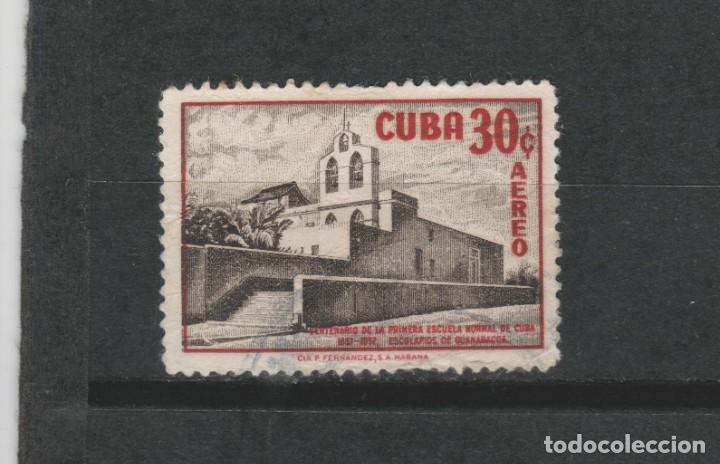LOTE (17) SELLO CUBA CORREO AEREO (Sellos - Extranjero - América - Cuba)