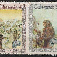 Selos: LOTE (17) SELLOS CUBA GRAN TAMAÑO. Lote 218001475