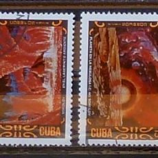 Sellos: SELLOS CUBA 1974 - FOTO 825 , USADOS. Lote 219828838