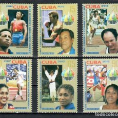 Francobolli: 5604 CUBA 2012 MNH OLYMPIC GAMES - LONDON, ENGLAND SPORT, VOLLEYBALL, BOXING, OLYMPIC GAMES. Lote 220909336