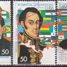 Sellos: LOTE DE SELLOS - CUBA - (AHORRA EN PORTES, COMPRA MAS). Lote 221695196