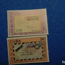 Sellos: 1974, CUBA, ANIVERSARIO DEL FALLECIMIENTO DE SALVADOR ALLENDE. S/C. Lote 223537061