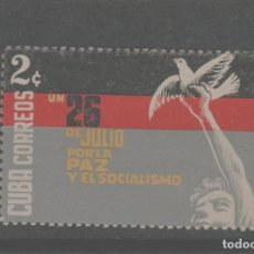 Francobolli: LOTE B-SELLO CUBA NUEVO. Lote 224834473