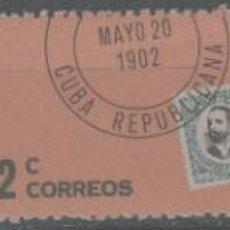 Francobolli: LOTE C-SELLOS CUBA NUEVOS SIN CHARNELA SERIE COMPLETA. Lote 224973005