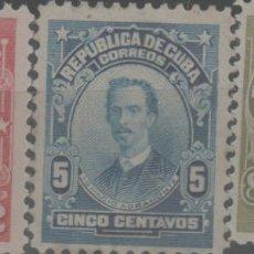 Francobolli: LOTE C- SELLOS CUBA NUEVOS. Lote 224988685