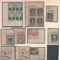 Sellos: KOL-CU27 CUBA NG UNIQUE COLLECTION OF POSTAGE STAMPS WITH NUMBERING. Lote 226334348