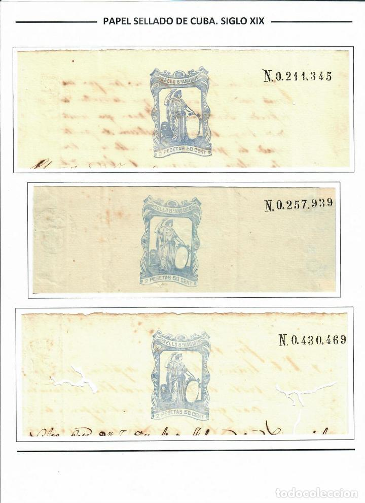 Sellos: kol-cu16 Cuba Postage stamps of Cuba - Foto 2 - 226334493