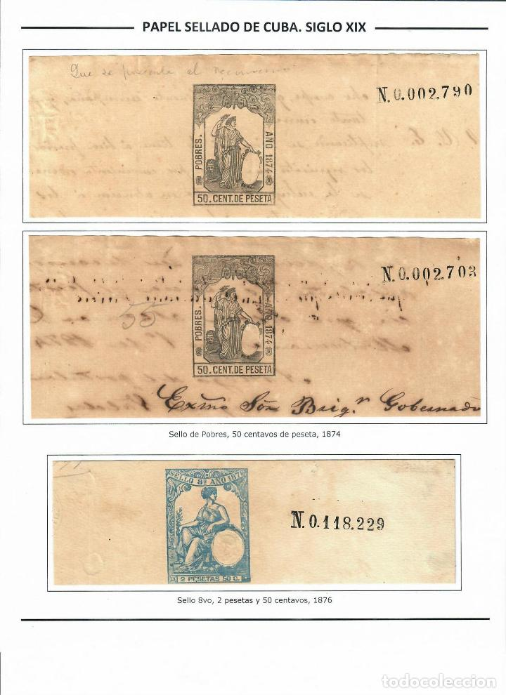 Sellos: kol-cu16 Cuba Postage stamps of Cuba - Foto 3 - 226334493