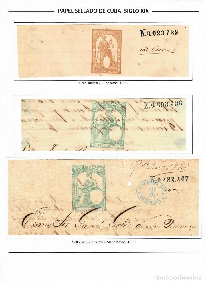 Sellos: kol-cu16 Cuba Postage stamps of Cuba - Foto 4 - 226334493