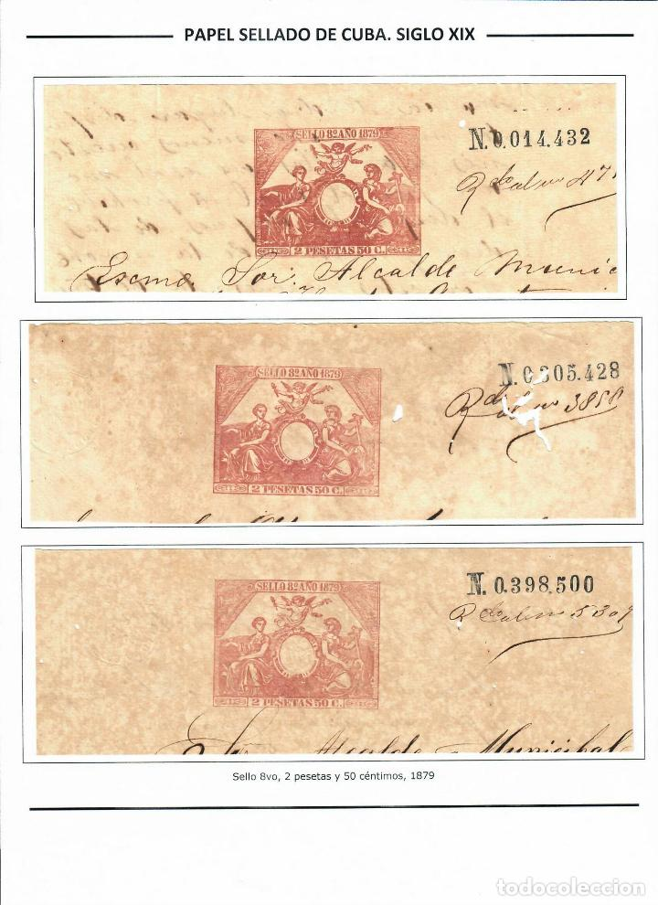 Sellos: kol-cu16 Cuba Postage stamps of Cuba - Foto 5 - 226334493