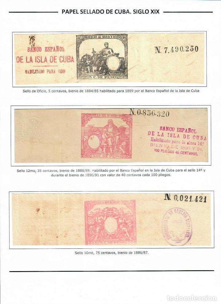 Sellos: kol-cu16 Cuba Postage stamps of Cuba - Foto 6 - 226334493