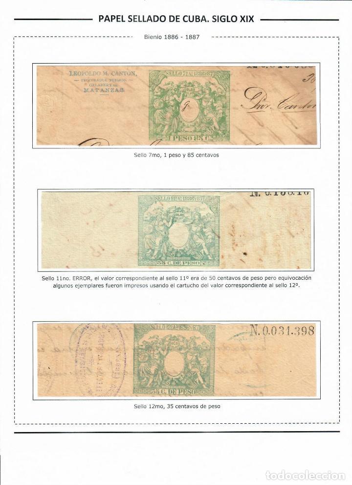 Sellos: kol-cu16 Cuba Postage stamps of Cuba - Foto 7 - 226334493