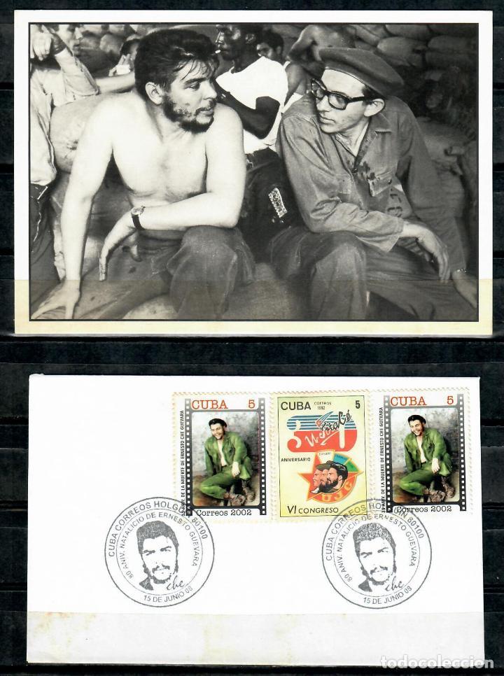 Sellos: kol-cu12 Cuba Collection - Ernesto Che Guevara - Foto 2 - 226335136