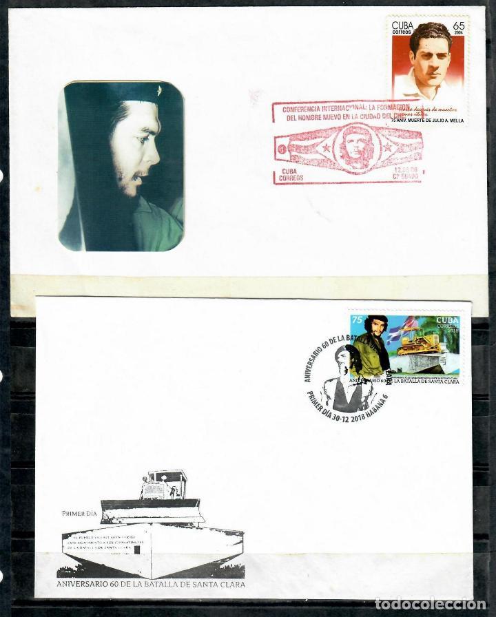 Sellos: kol-cu12 Cuba Collection - Ernesto Che Guevara - Foto 3 - 226335136