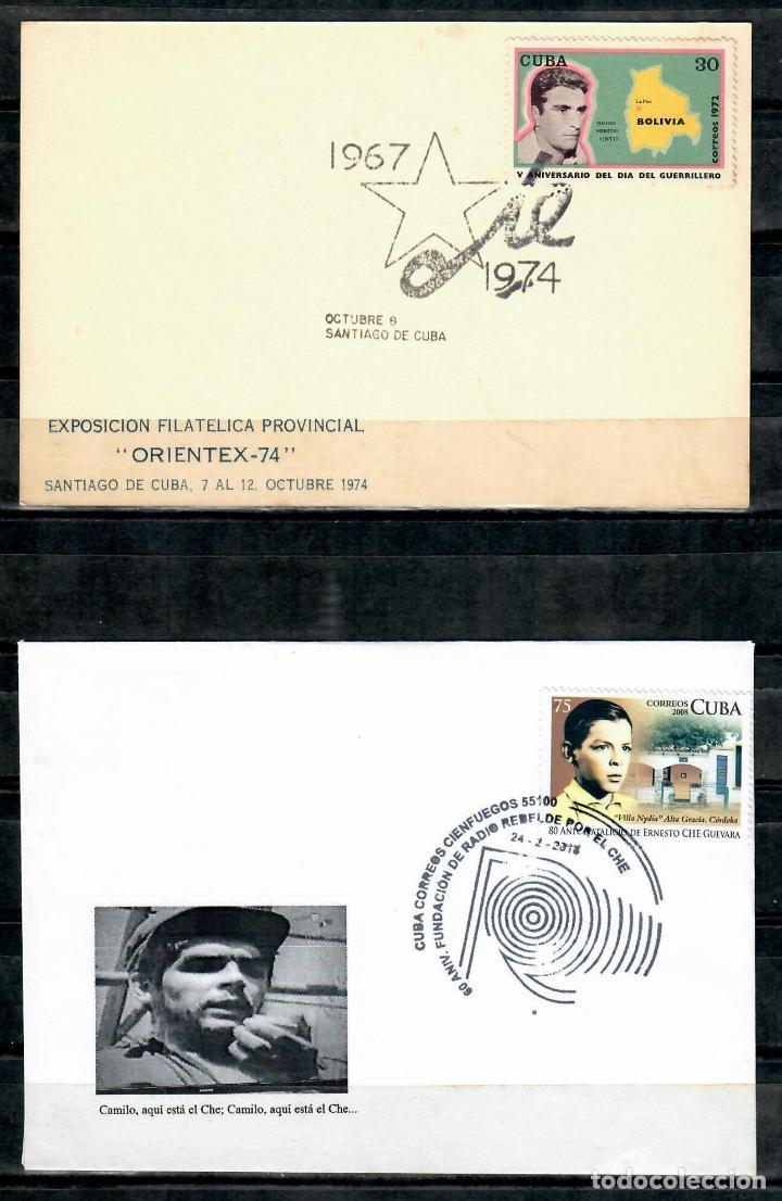 Sellos: kol-cu12 Cuba Collection - Ernesto Che Guevara - Foto 4 - 226335136