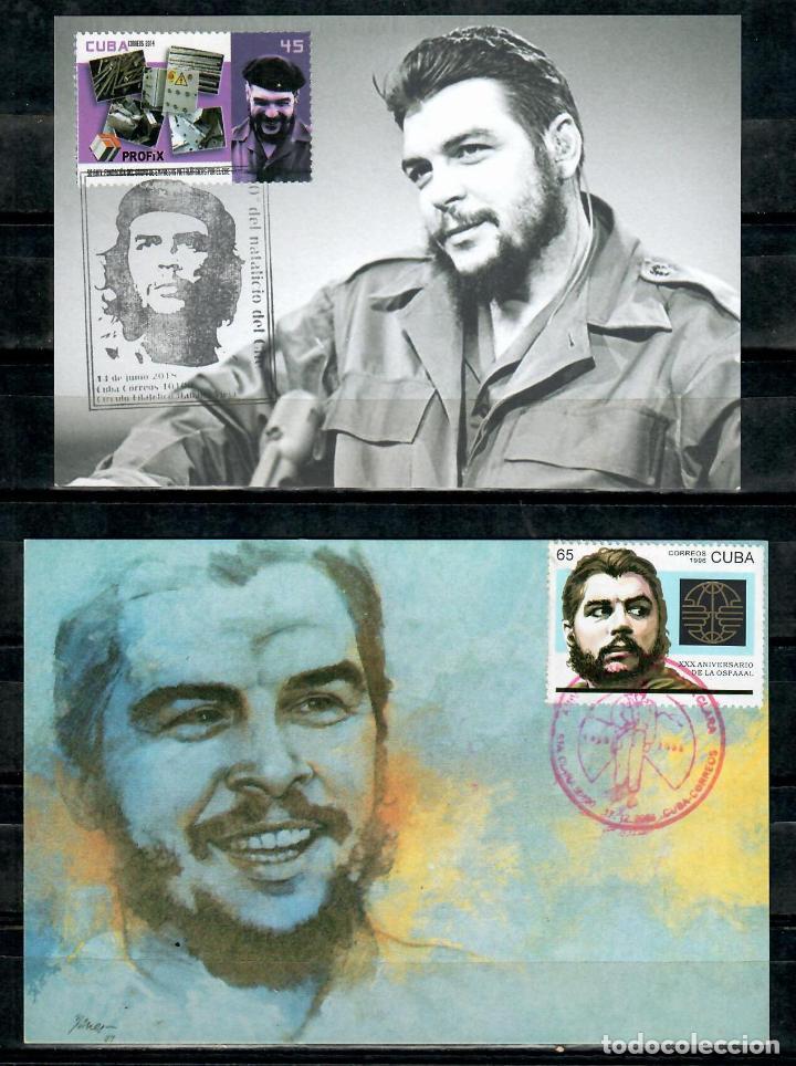 Sellos: kol-cu12 Cuba Collection - Ernesto Che Guevara - Foto 5 - 226335136