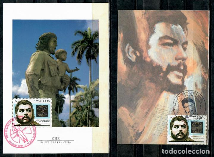 Sellos: kol-cu12 Cuba Collection - Ernesto Che Guevara - Foto 6 - 226335136