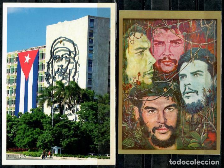Sellos: kol-cu12 Cuba Collection - Ernesto Che Guevara - Foto 7 - 226335136