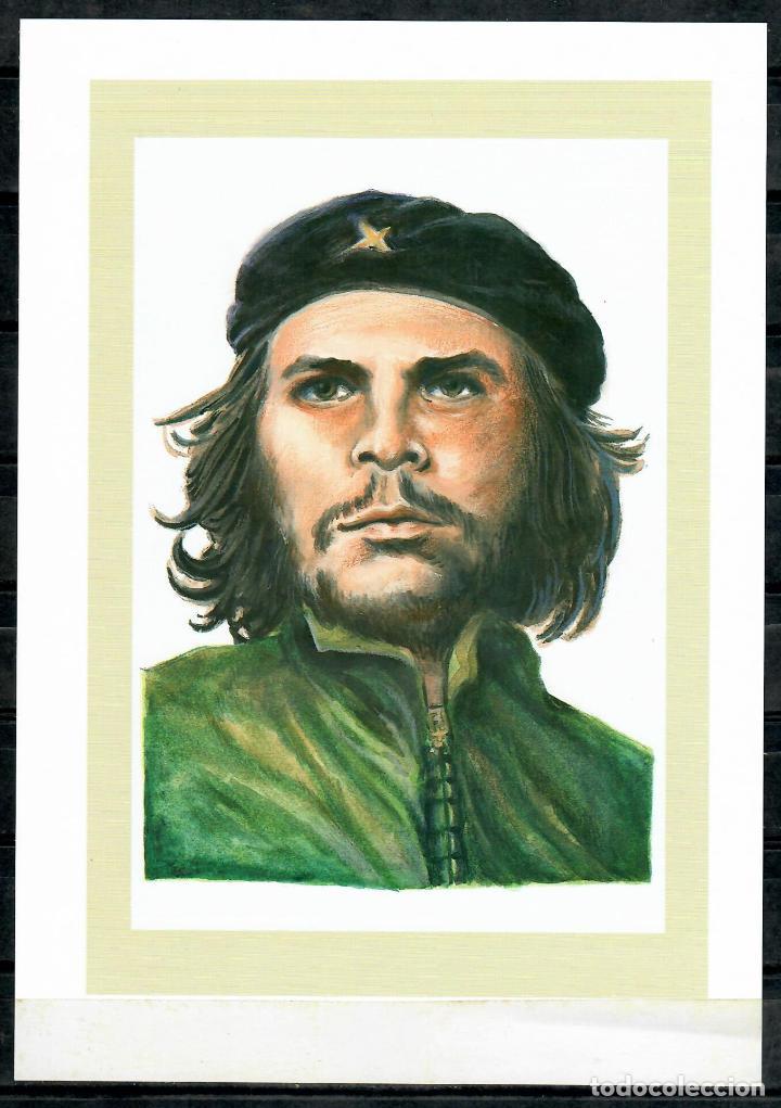 Sellos: kol-cu12 Cuba Collection - Ernesto Che Guevara - Foto 8 - 226335136