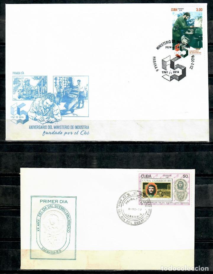 Sellos: kol-cu10 Cuba Collection 4 - Ernesto Che Guevara - Foto 3 - 226335345
