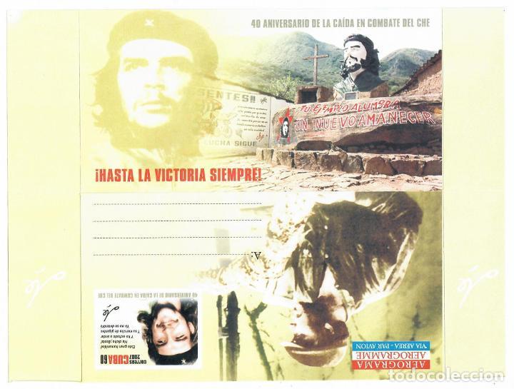 Sellos: kol-cu10 Cuba Collection 4 - Ernesto Che Guevara - Foto 5 - 226335345