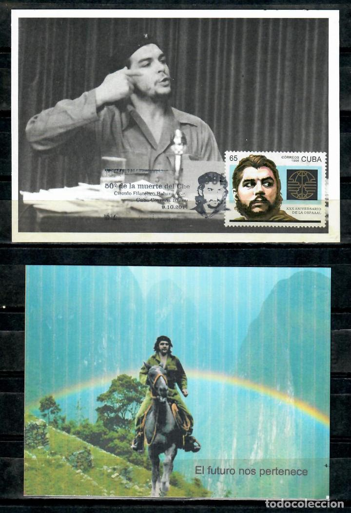 Sellos: kol-cu10 Cuba Collection 4 - Ernesto Che Guevara - Foto 6 - 226335345
