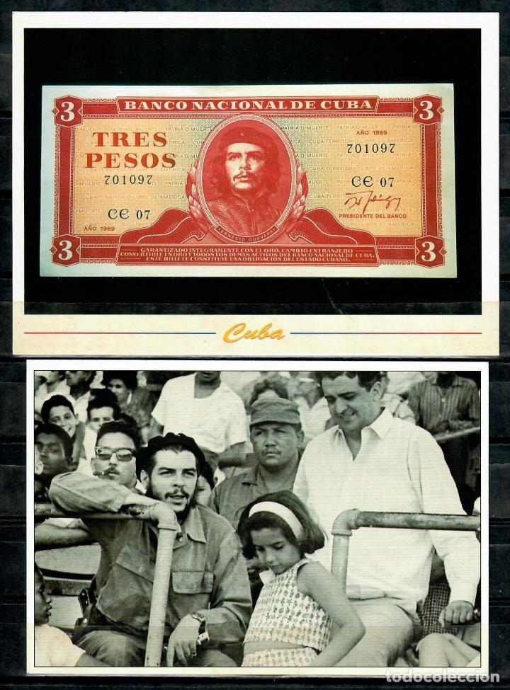 Sellos: kol-cu10 Cuba Collection 4 - Ernesto Che Guevara - Foto 7 - 226335345